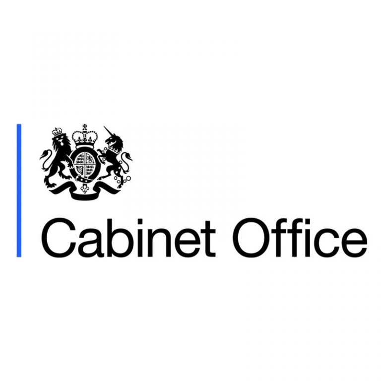 Cabinet Office Logo Square