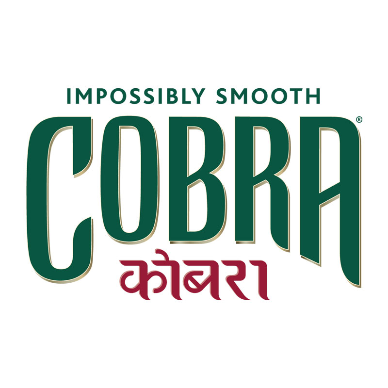 Cobra Beer Logo Square