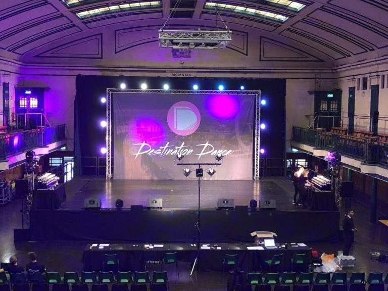 Dance Event Case Study – Destination Dance