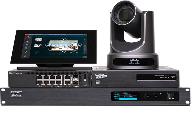 QSC Q-SYS Integrated Systems