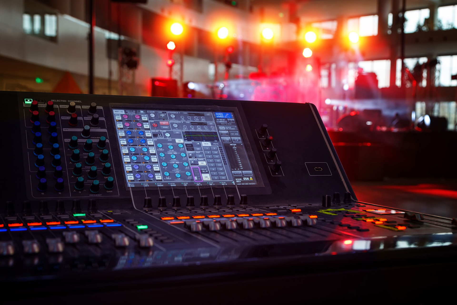 Hire Frequencies Venue Services