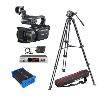 Streaming Hire Package 2